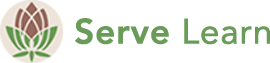 Serve Learn Logo Green