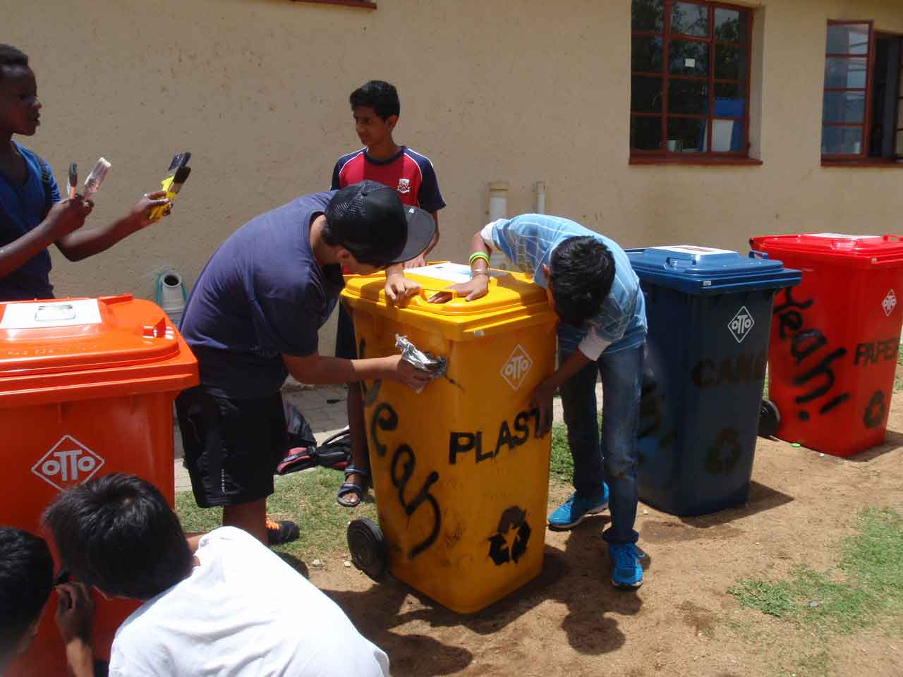service learning projects