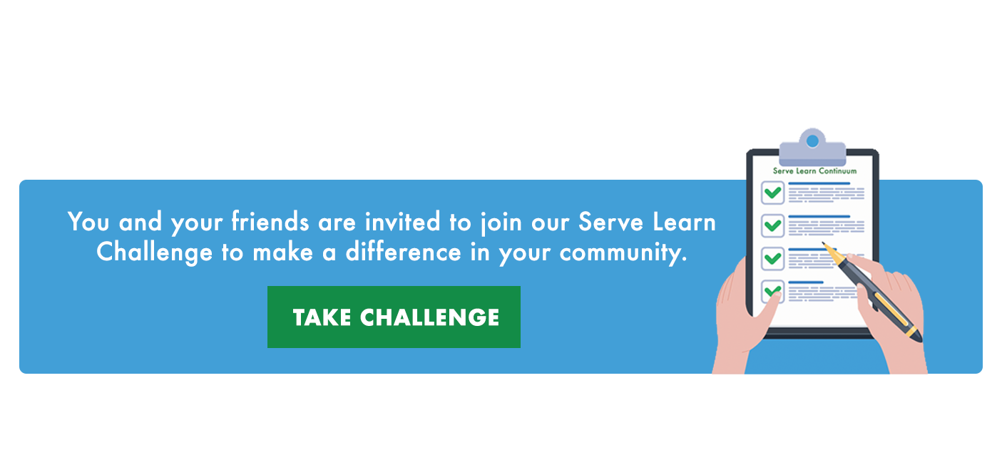 Serve Learn Challenge